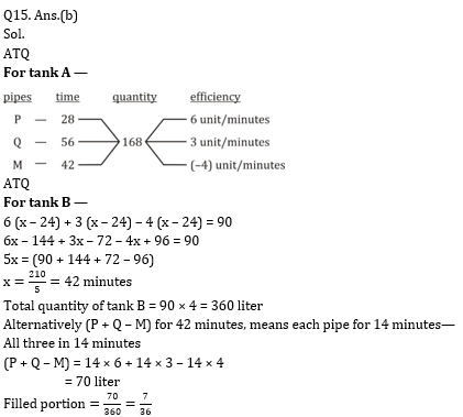 Quantitative Aptitude Quiz for RBI Assistant/ IBPS PO Mains 2020- 27th October_150.1