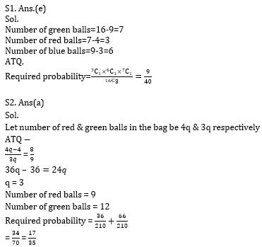 Quantitative Aptitude Quiz for RBI Assistant/ IBPS PO Mains 2020- 29th October_70.1