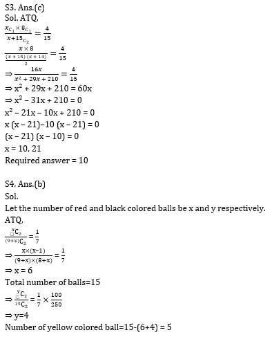 Quantitative Aptitude Quiz for RBI Assistant/ IBPS PO Mains 2020- 29th October_80.1