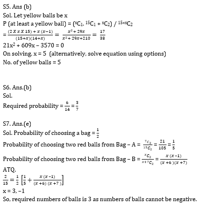 Quantitative Aptitude Quiz for RBI Assistant/ IBPS PO Mains 2020- 29th October_90.1