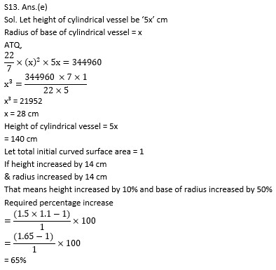 Quantitative Aptitude Quiz for RBI Assistant/ IBPS PO Mains 2020- 29th October_130.1