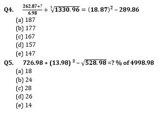 Quantitative Aptitude Quiz for IBPS Clerk Prelims 2020- 31st October_60.1
