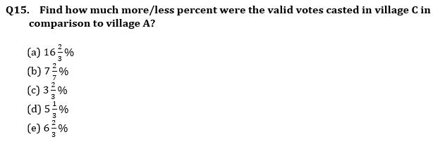Quantitative Aptitude Quiz for IBPS Clerk Prelims 2020- 31st October_80.1
