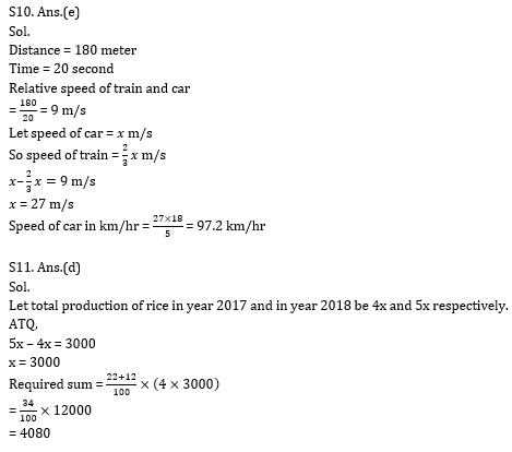 Quantitative Aptitude Quiz for IBPS Clerk Prelims 2020- 2nd November_110.1