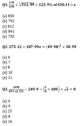 Quantitative Aptitude Quiz for IBPS Clerk Prelims 2020- 3rd November_50.1