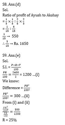 Quantitative Aptitude Quiz for IBPS Clerk Prelims 2020- 3rd November_110.1