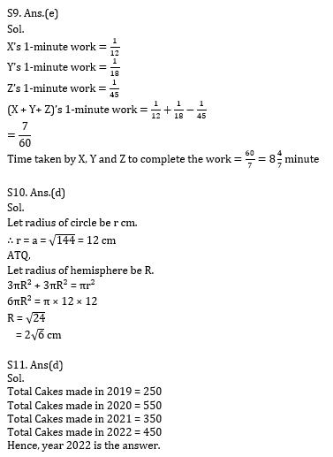 Quantitative Aptitude Quiz for IBPS Clerk Prelims 2020- 5th November_120.1