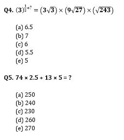 Quantitative Aptitude Quiz for IBPS Clerk Prelims 2020- 6th November_70.1