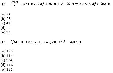 Quantitative Aptitude Quiz for IBPS 2020 Mains Exams- 17th November_50.1