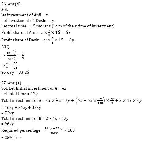 Quantitative Aptitude Quiz for Prelims Exams- SBI & IBPS 2020- 25th November_100.1